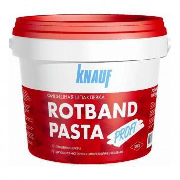Шпаклевка готовая ROTBAND PASTA Профи 18 кг