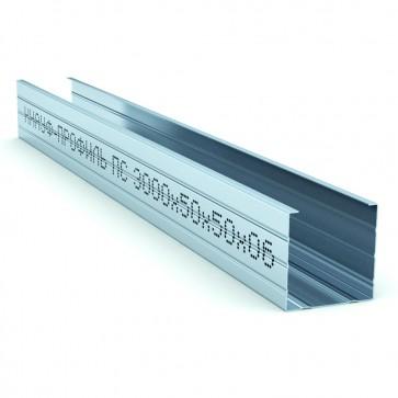 Профиль стоечный 50х50 мм 3000х0,6 мм Knauf