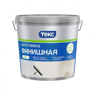 Шпаклевка латексная выравнивающая финишная Профи ТЕКС 5 кг