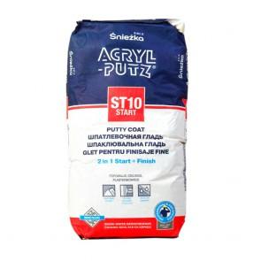 Шпаклевка гипсовая Akryl Putz Старт-Финиш 20 кг