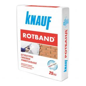 Штукатурка гипсовая ROTBAND Knauf 25 кг