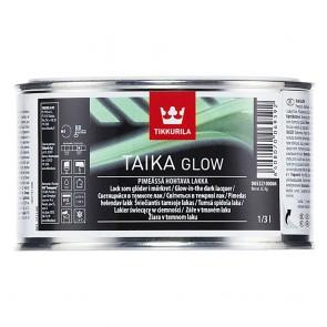 Лак специальный светящийся в темноте Tikkurila Taika Glow 0,33 л