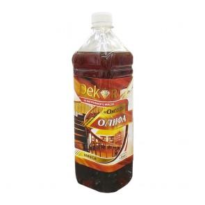Олифа натуральная Оксоль Dekor 1 л