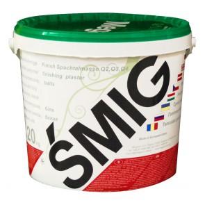 Шпаклевка для внутренних работ SMIG Megaron 20 кг