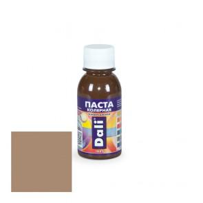 Паста колерная универсальная Dali коричневая 0,1 л
