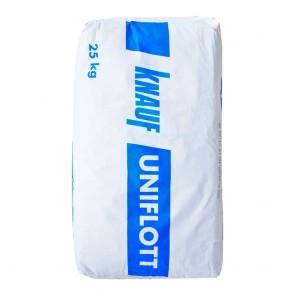 Шпаклевка гипсовая UNIFLOTT Knauf 25 кг