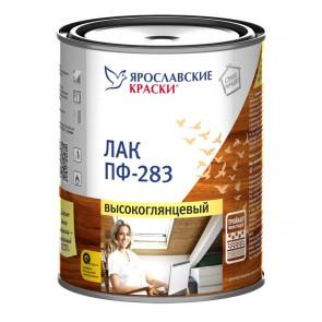 Лак мебельный алкидный глянцевый ПФ 283 Ярославские Краски 0,7 кг